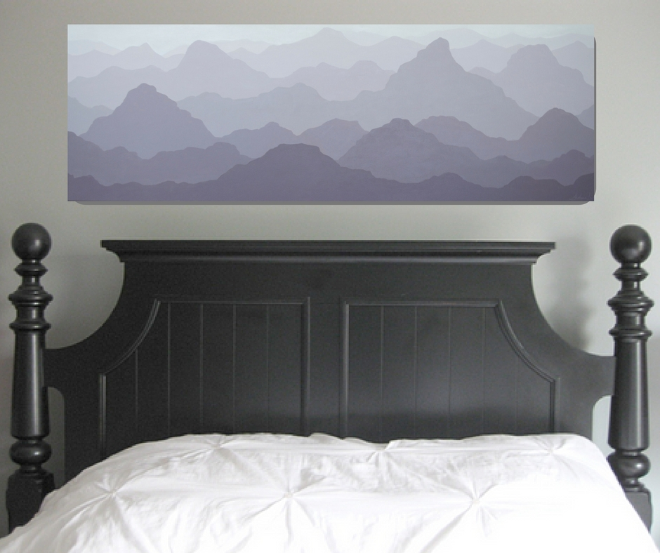 MajesticMountainsbed