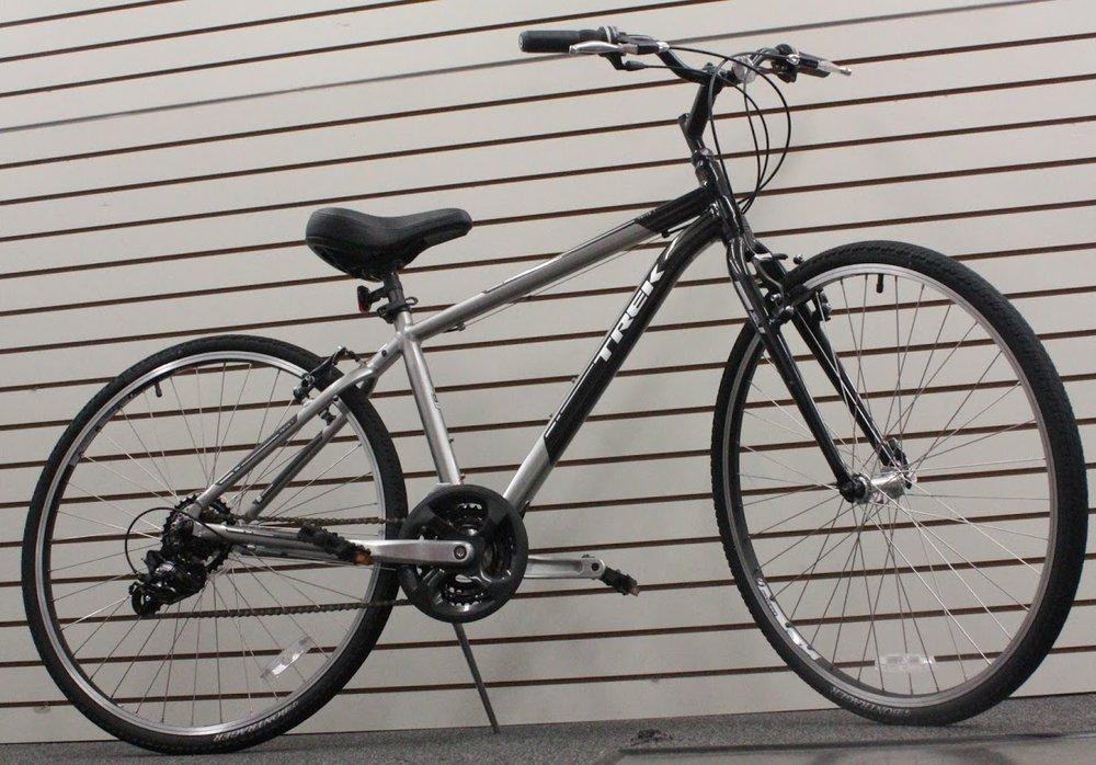 Comfort Hybrid Bikes