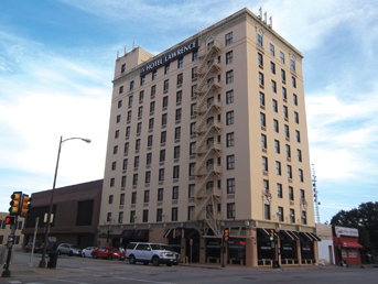Downtown Dallas, Texas| Rooms: 122