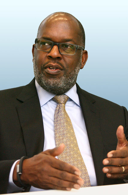 Bernard Tyson is CEO of Kaiser Permanente, the venerable west coast integrated provider. He's used his bully pulpit to advocate for eliminating health care disparities, and to push his peers to provide cost-effective health services (and stay in the OBAMACARE exchanges!). Under his leadership, Kaiser is extending its already aggressive health technology programs, in which they were already the nation's leader at scale both on the patient and provider side. He's also cool because he gets to hang with NBA MVP Steph Curry (a benefit of being a big gs Warriors sponsor!)