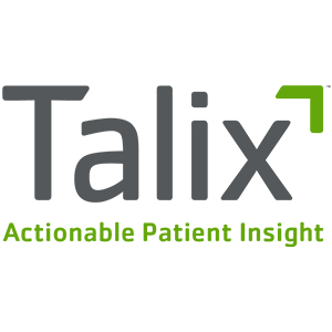 A spinoff from Health 2.0 veterans Healthline, Talix uses a complex medical ontology to read natural language in medical records and suggest improvements for care programs. Longtime Healthline CEO, Dean Stephens is now in charge of the new company working with provider organizations and EMR vendors.