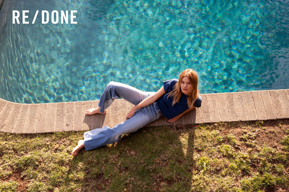 CAMILLE ROWE FOR REDONE