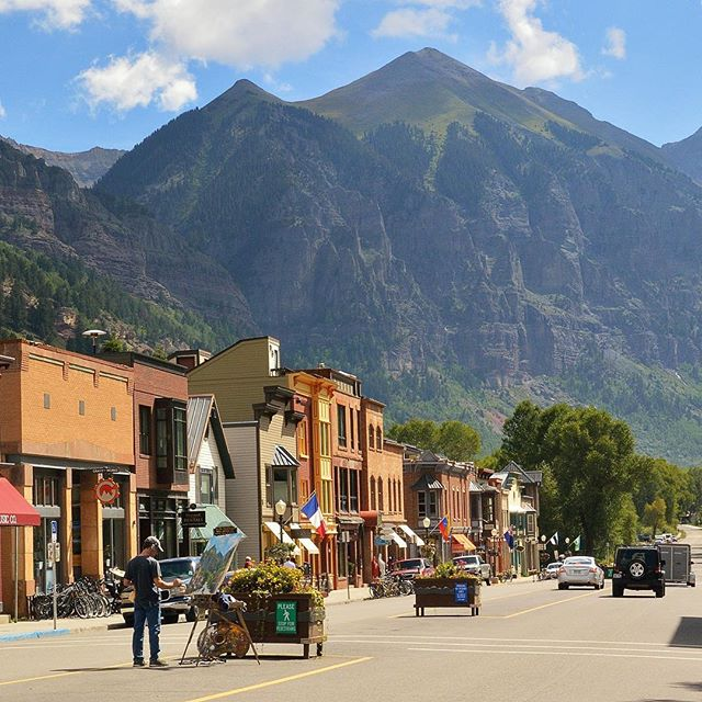 Grow your #startup in Telluride. 2017 Applications Now Open! 🎊 Press the link in bio 👉👉 Photo © Harvey Mogenson
