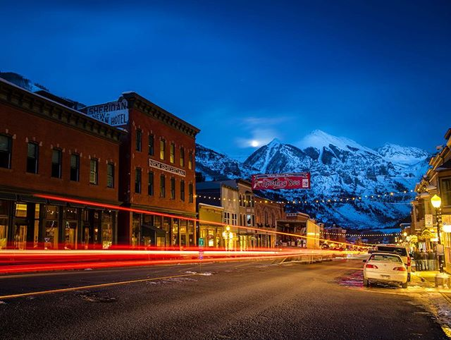 Join a thriving community of entrepreneurs creating global solutions from Telluride, one of the most beautiful places imaginable.  Following our rich history of innovation from Tesla to tourism, we're not just talking about big ideas, we're creating solutions from our tiny box canyon in Southwestern Colorado.  Image from the talented Harvey Mogenson.