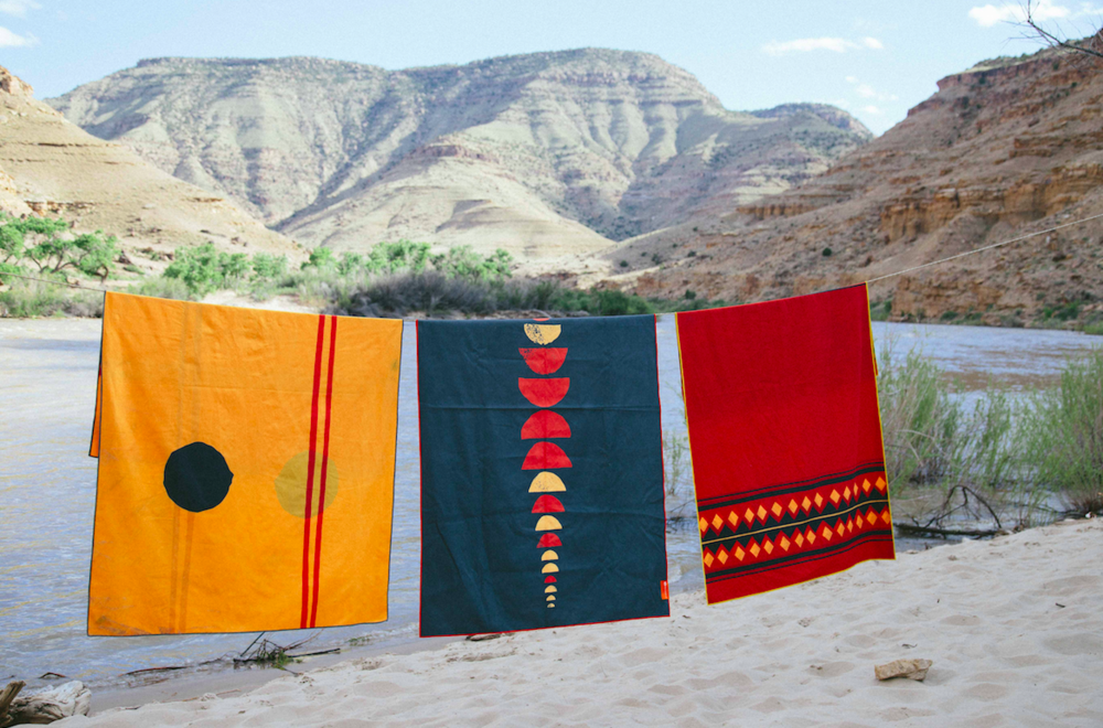 Bramble - Lightweight, packable, and made from a quick-drying microfiber fabric for a versatile towel you'll hardly notice until you need it. With patterns inspired by the deserts, rivers, and canyon country of the American Southwest, a portion of every purchase helps protect the region.