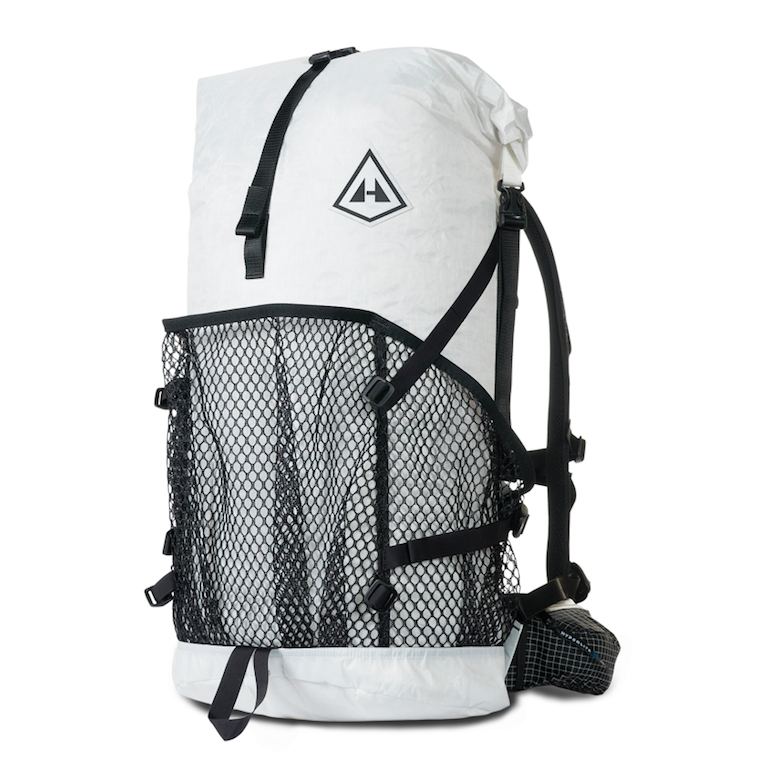 Hyperlite Mountain Gear - A first choice for goal-oriented backpackers and thru hikers, our flagship 2400 Windrider ultralight pack offers the optimal balance of strength, weight, comfort and performance. Made with ultra-durable, 100% waterproof Dyneema® Composite Fabrics (formerly Cuben Fiber), this pack will help increase your speed, efficiency, distance and overall enjoyment outdoors.
