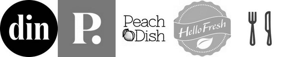 Startup logos (food on-demand/delivery) Source: Crunchbase