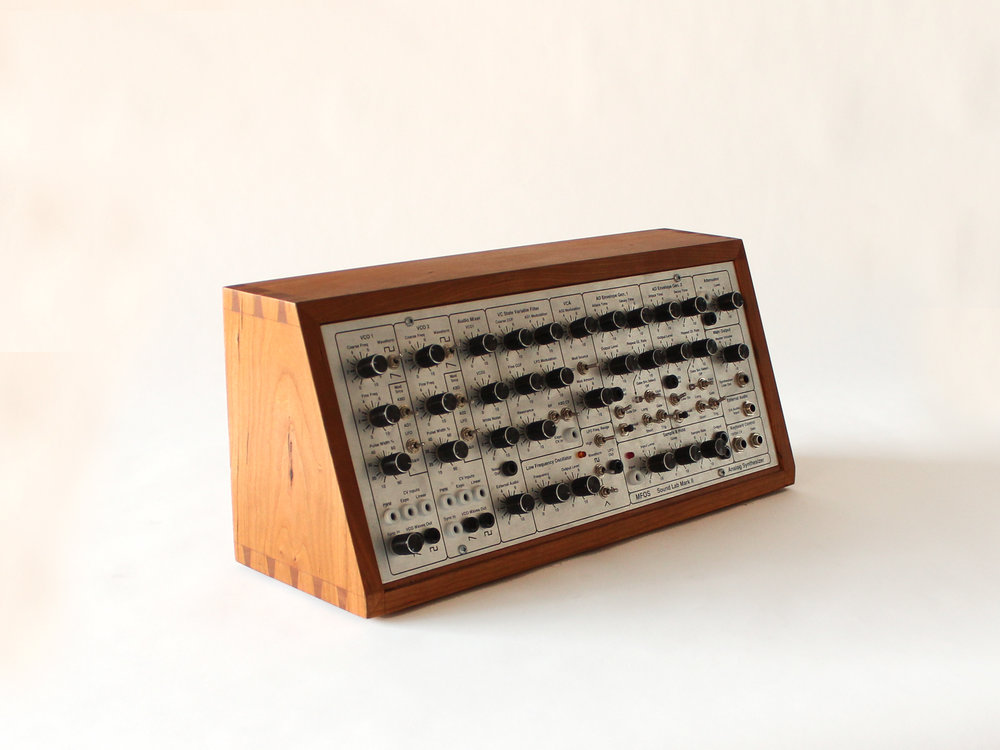 custom music gear, solid wood furniture, made in montreal, emma senft