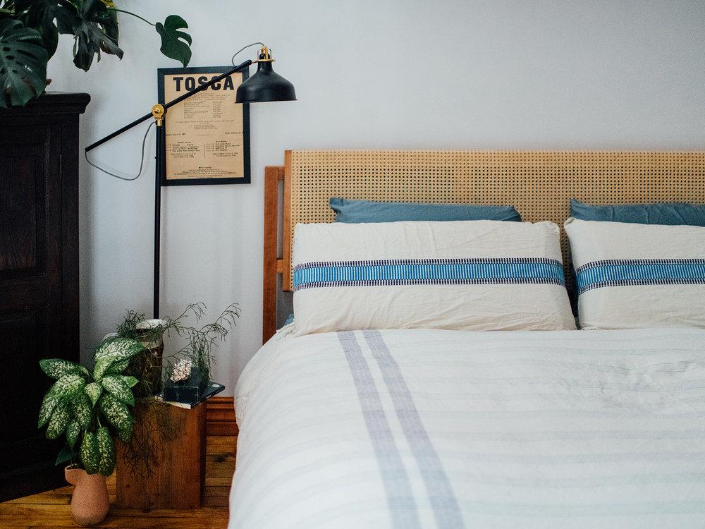 Custom bed with cane Emma Senft.jpg