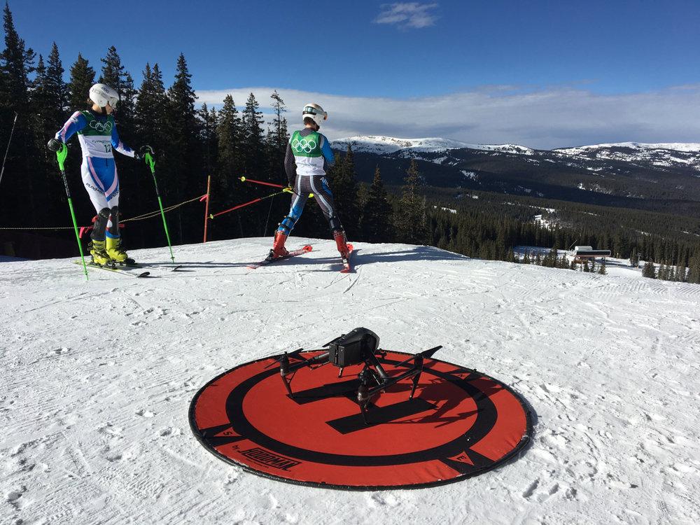 December 2017. Copper Mountain, Colorado.