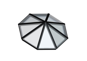 Octagonal Pyramid