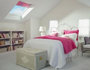Room Darkening Skylight Blinds