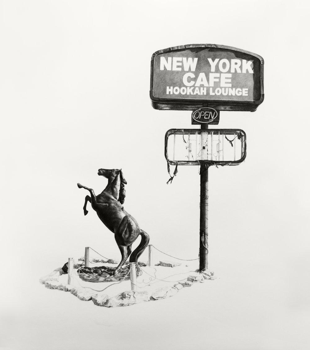 New York Cafe & Lounge