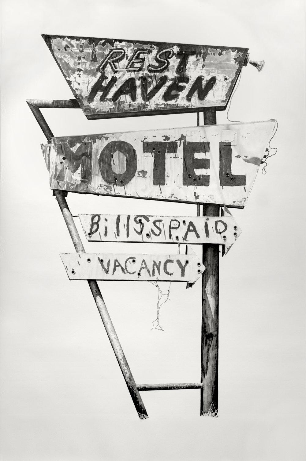 Rest Haven Motel (Billss Paid, Vacancy)