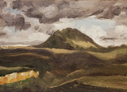 After Corot No. 4