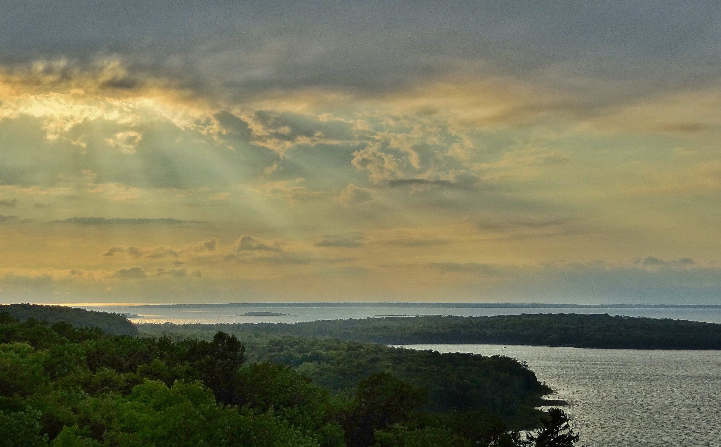 A sentimental journey to Wisconsin s Door County — Bly The Fly