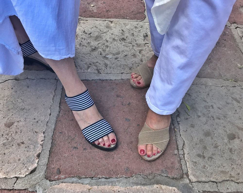 Forget sneakers: Stylish comfort is paramount in San Miguel de Allende.