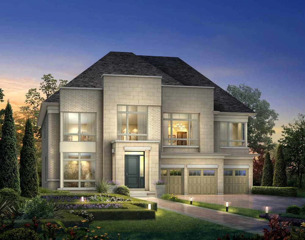 ELEVATION C 5456 sq. ft.