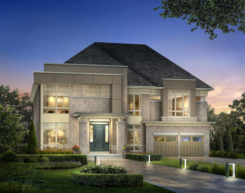 ELEVATION C 5962 sq. ft.
