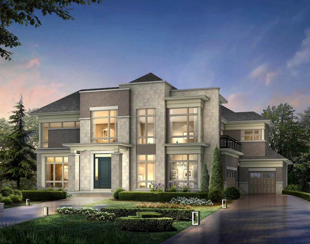 ELEVATION C 6186 sq. ft.