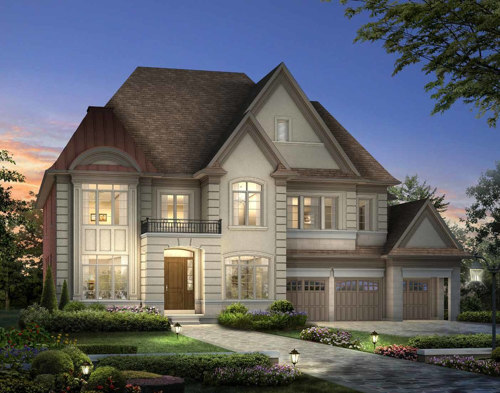 ELEVATION C 6902 sq. ft.