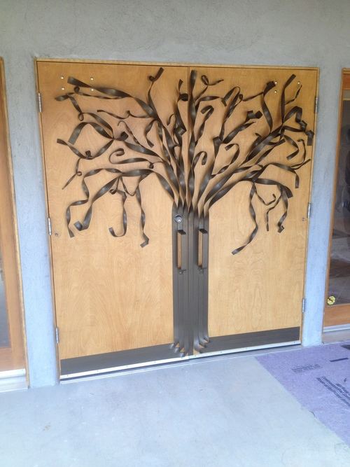 Tree of Life at the Congregation Beit Tikva, Santa Fe — Norskog ...