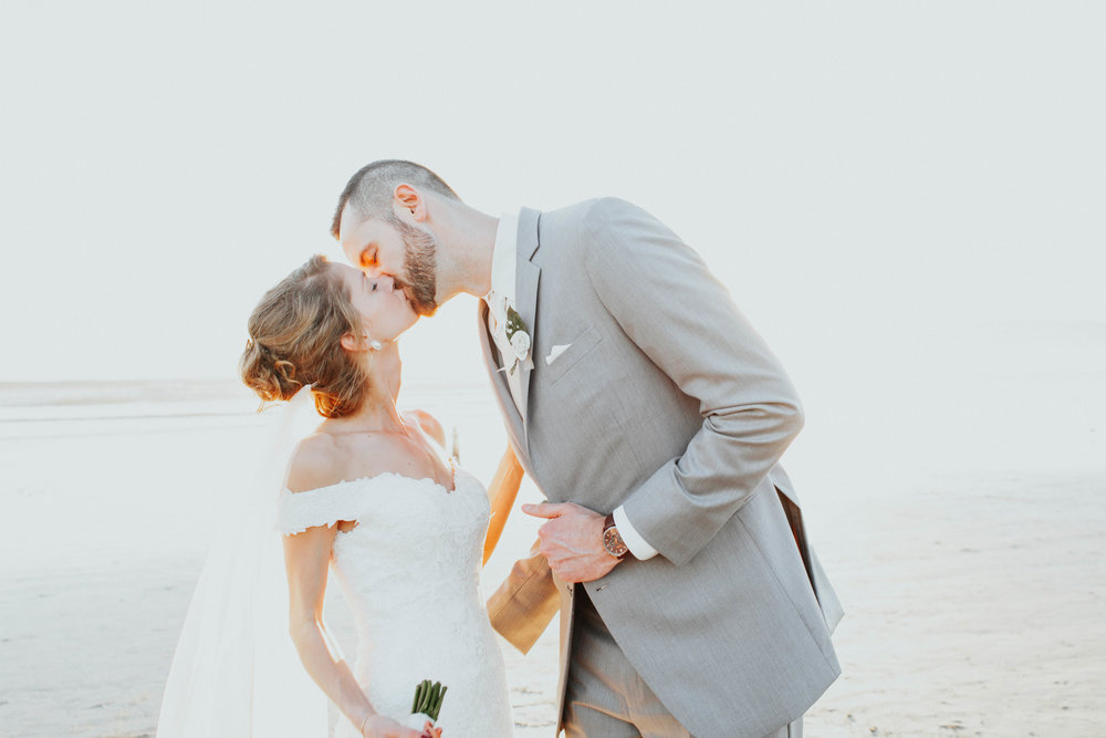 SamErica Studios Coronado Beach Wedding