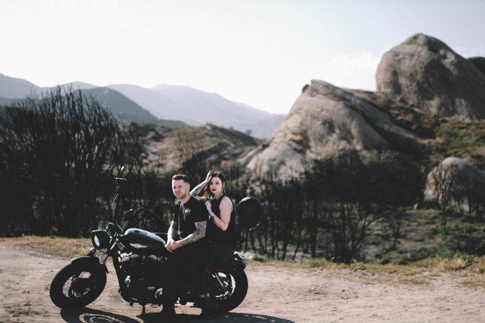 Desert Love - SamErica Studios