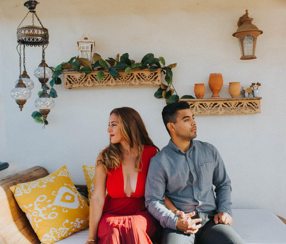 San Diego In Home Session |SamErica Studios