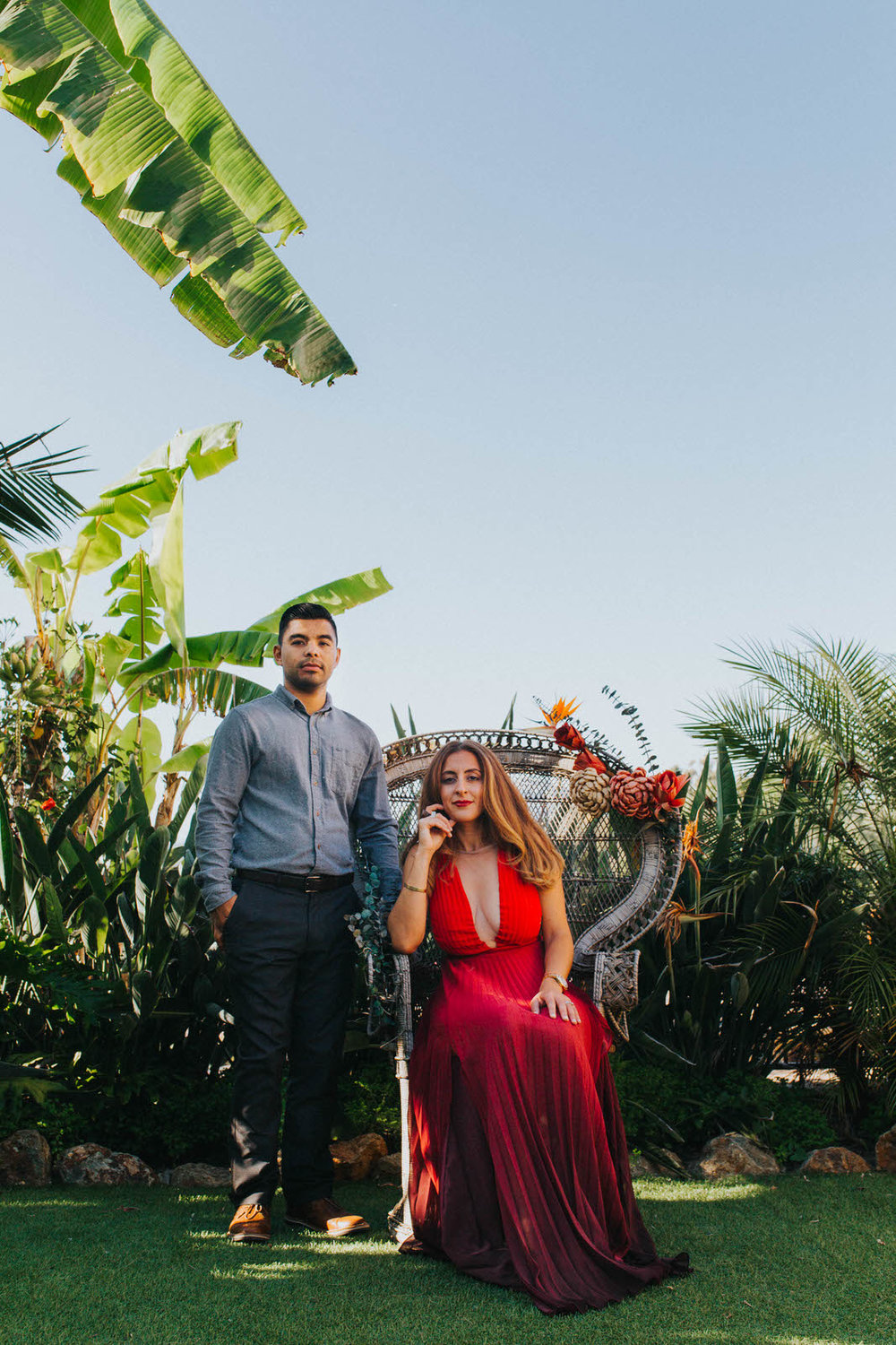 San Diego Couples Session |SamErica Studios