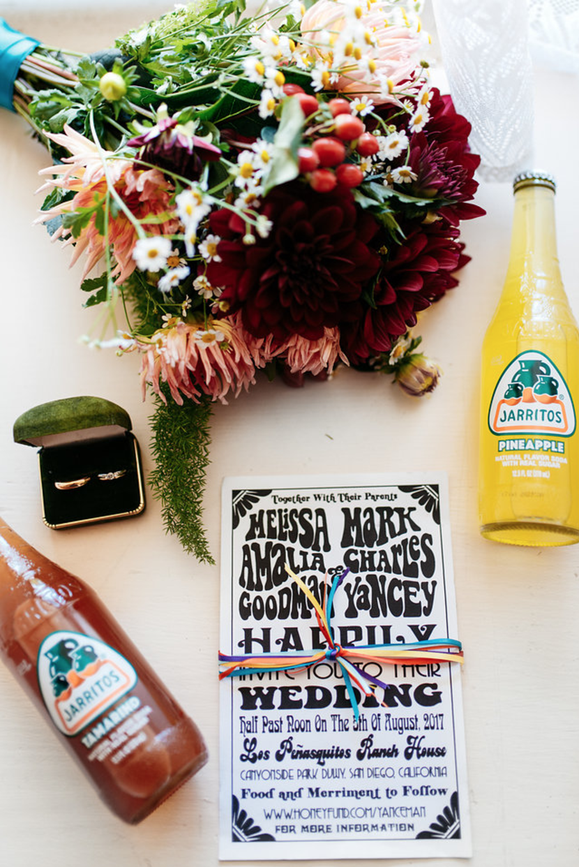 SamErica Studios | Vintage Mexican Inspired Wedding