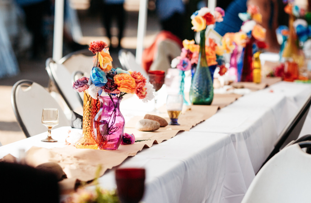 SamErica Studios | Colorful Vintage Mexican Inspired Wedding