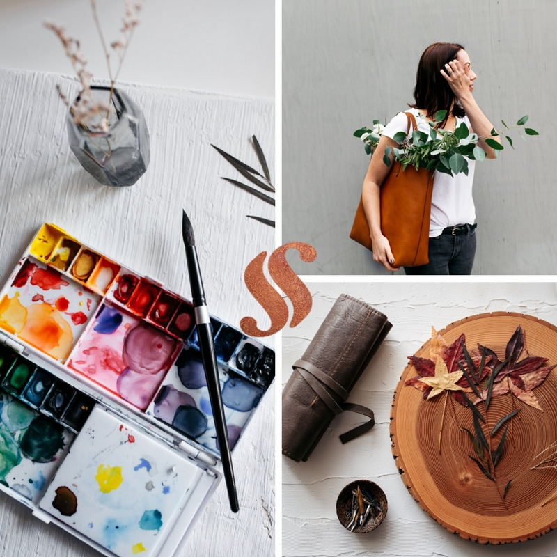 to the solo-preneur - Running a business means you are literally doing it all!(We know). And we get it, funds aren't always available to invest in professional photography on a regular basis. So, let's add one more trophy to your