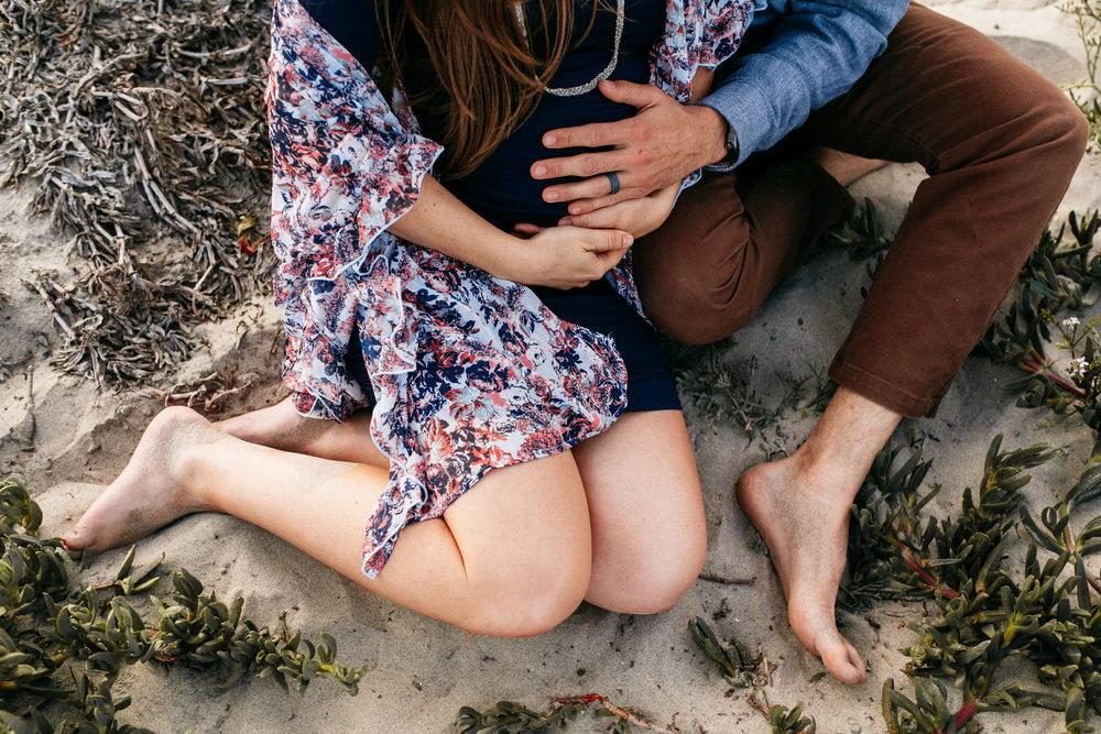 SamErica Studios - San Diego Maternity Photographer - Babymoon in Coronado-5.jpg