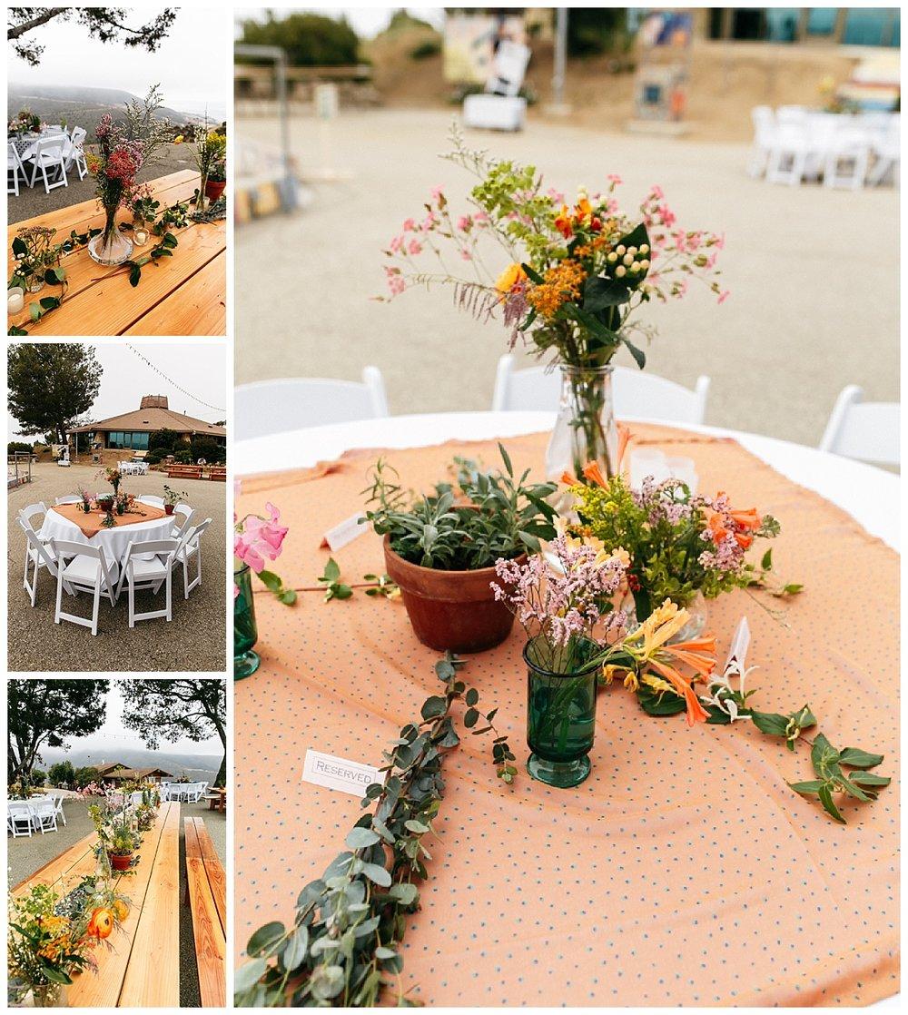 SamErica Studios - Colorful Modern Wedding Decor