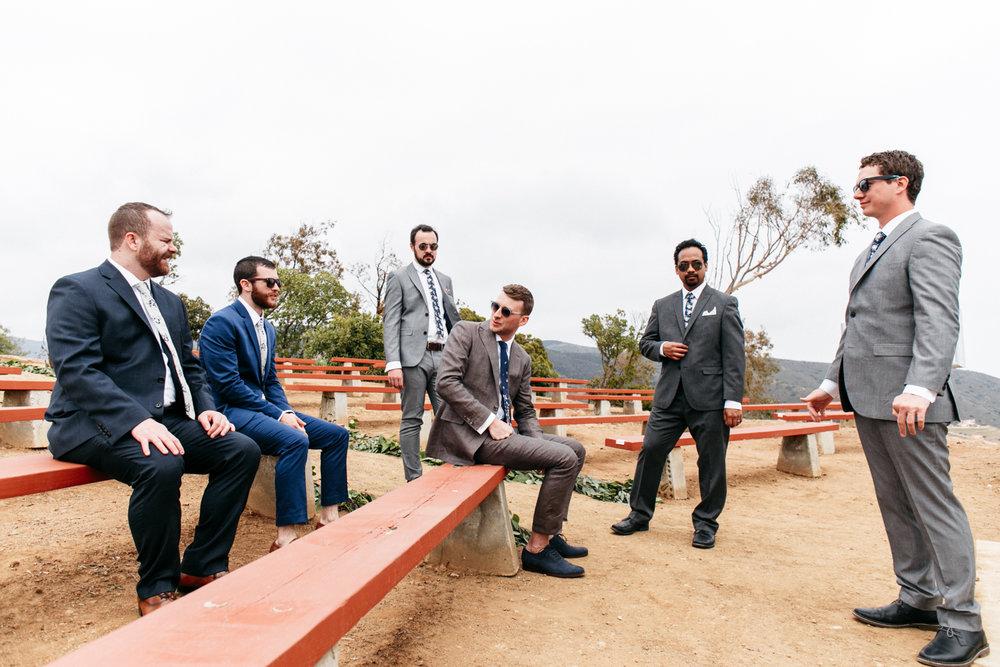 SamErica Studios - groom shots