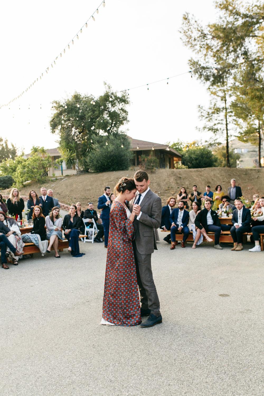 SamErica Studios - malibu wedding couples first dance