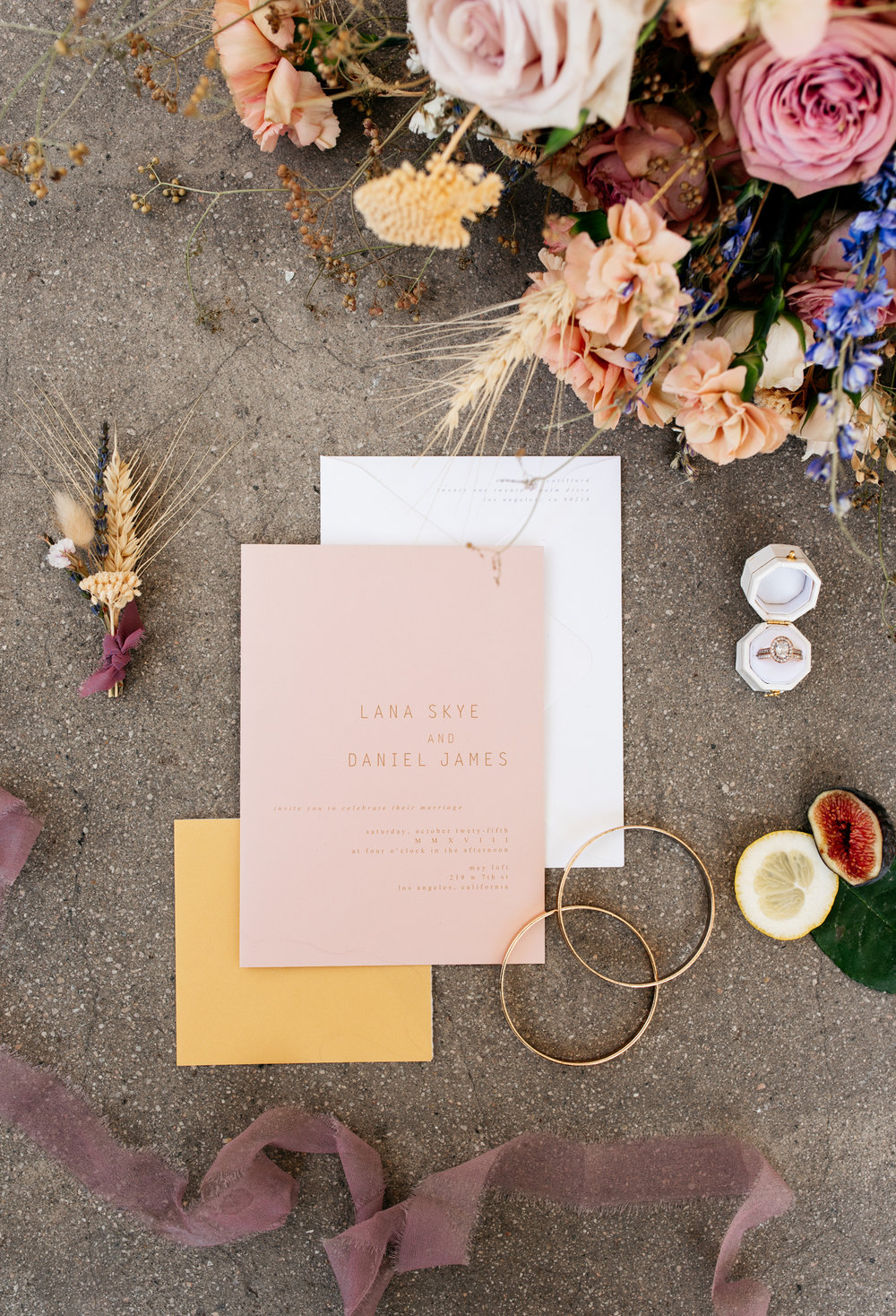 SamErica Studios - Lavender Lemonade Modern Bridal Editorial -16.jpg