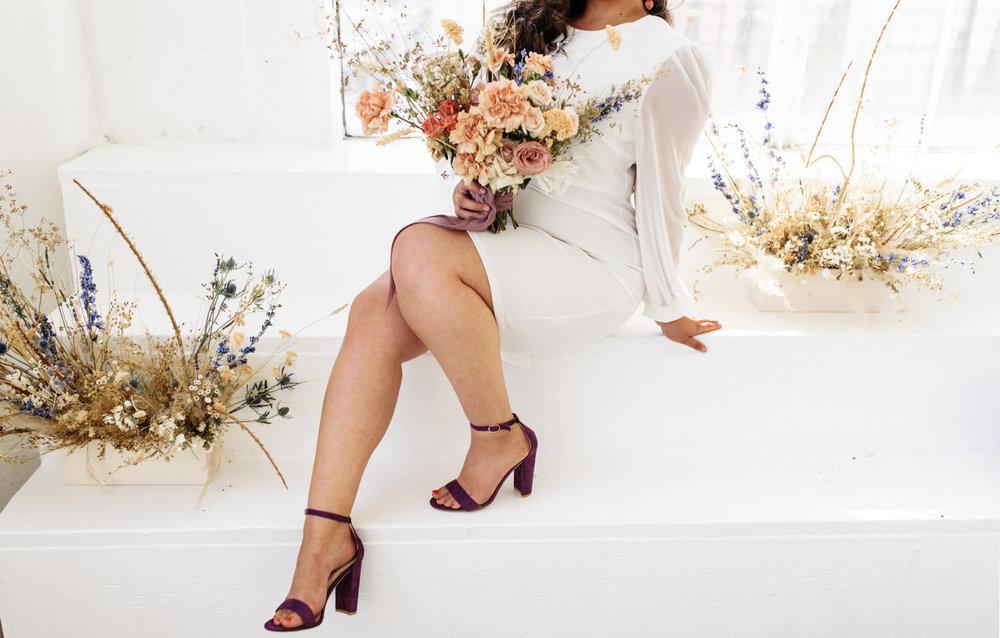 SamErica Studios - Lavender Lemonade Modern Bridal Editorial -24.jpg
