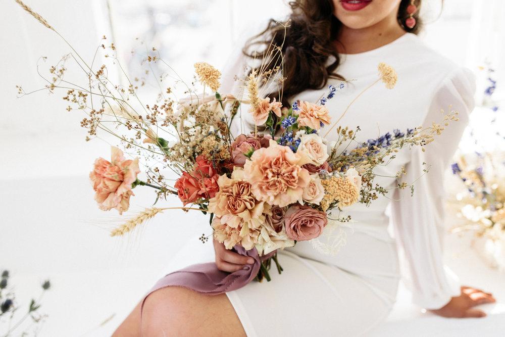 SamErica Studios - Lavender Lemonade Modern Bridal Editorial -25.jpg