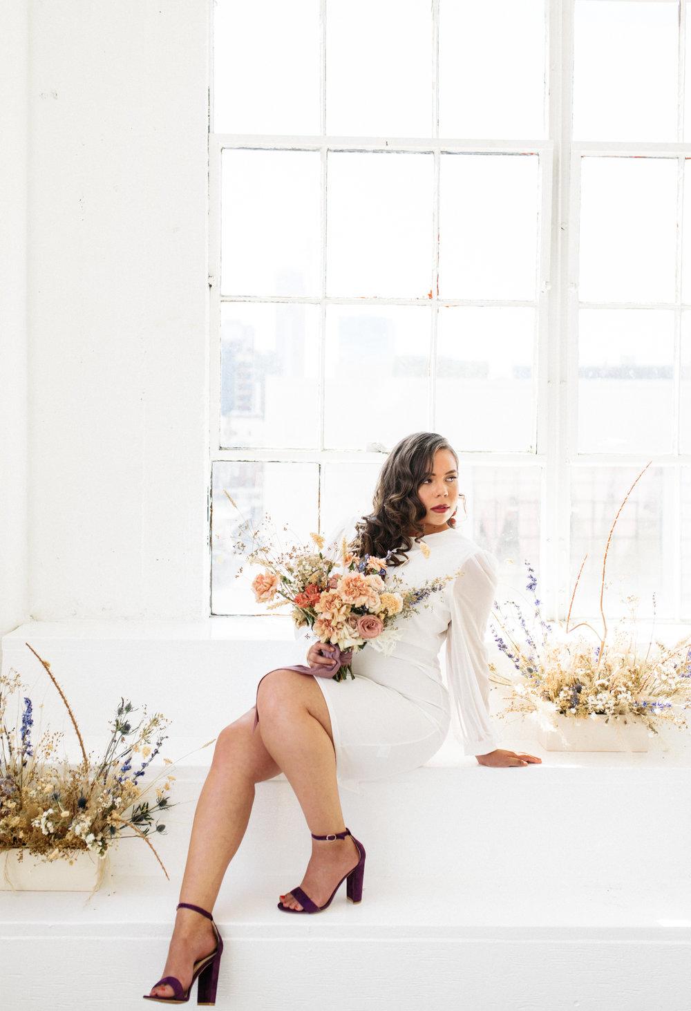 SamErica Studios - Lavender Lemonade Modern Bridal Editorial -27.jpg