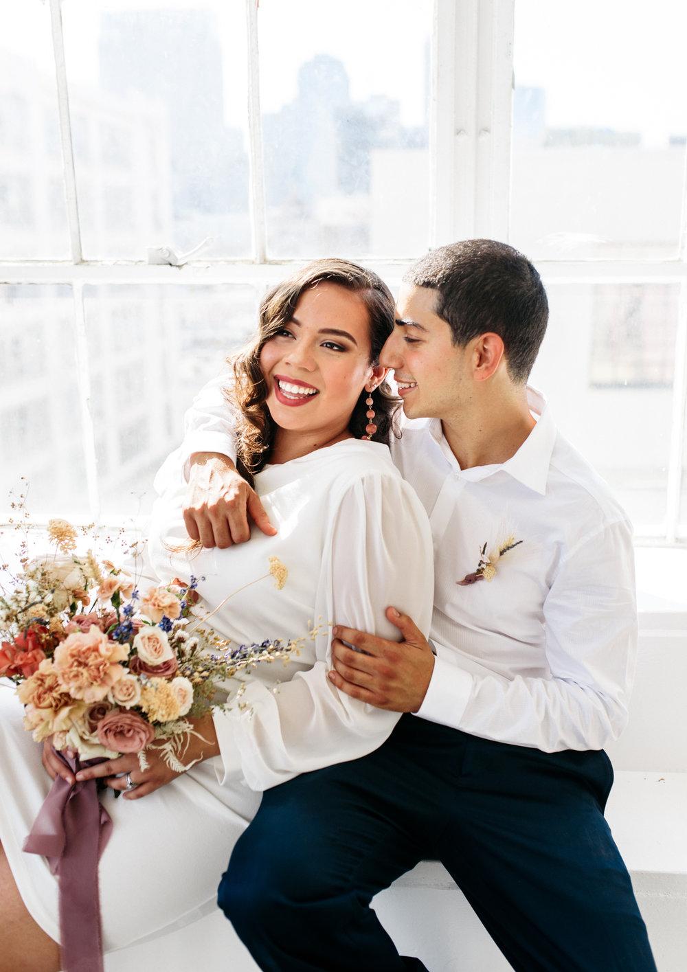 SamErica Studios - Lavender Lemonade Modern Bridal Editorial -30.jpg