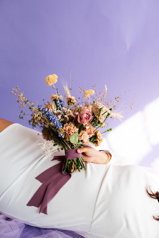 SamErica Studios - Lavender Lemonade Modern Bridal Editorial -47.jpg