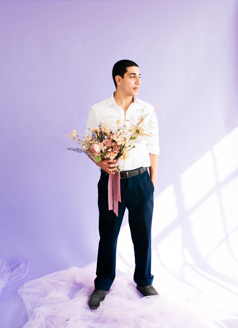 SamErica Studios - Lavender Lemonade Modern Bridal Editorial -52.jpg