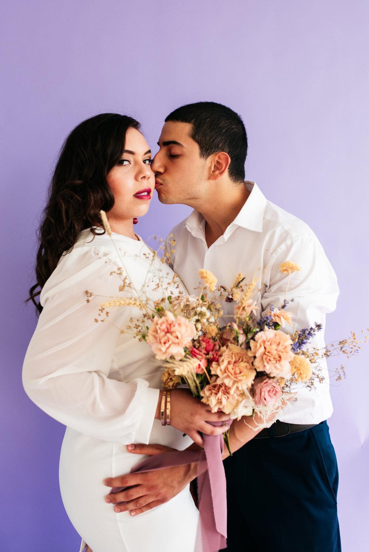 SamErica Studios - Lavender Lemonade Modern Bridal Editorial -54.jpg