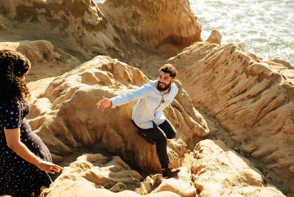 SamErica Studios - San Diego Couples Photographer - Sunset Cliffs-2.jpg