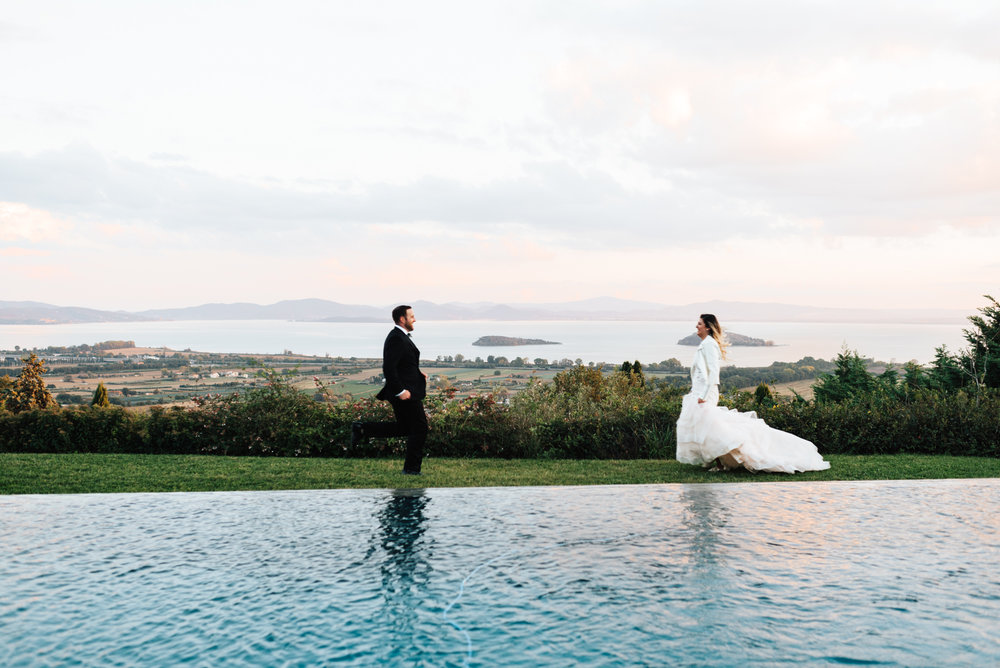 SamErica Studios - Cortona Italy Wedding -  Modern Destination Wedding photographers - modern wedding portraits