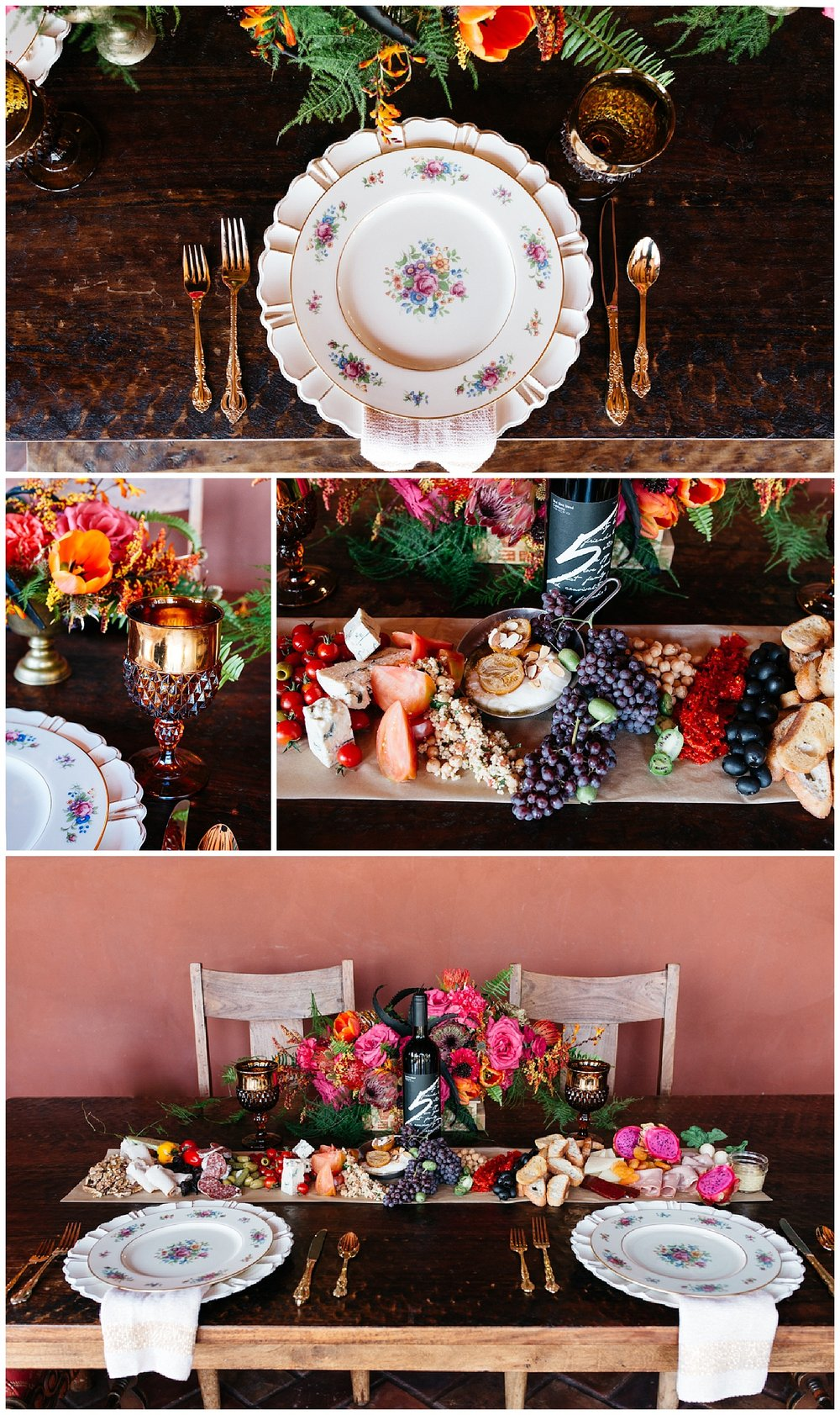 SamErica Studios - Colorfully Modern Rainbow Rock and Roll Wedding San Diego