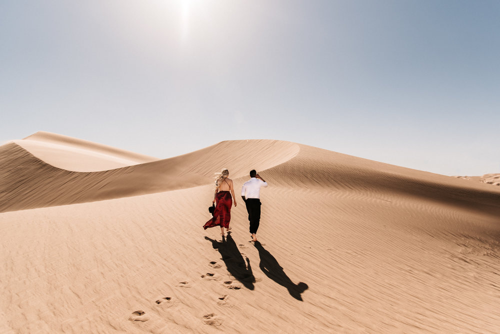 SamErica Studios - Modern San Diego Engagement Photographer - Adventure Engagement Session in Glamis Sand Dunes California-5.jpg