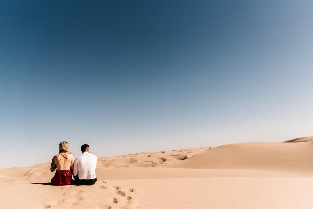 SamErica Studios - Modern San Diego Engagement Photographer - Adventure Engagement Session in Glamis Sand Dunes California-7.jpg